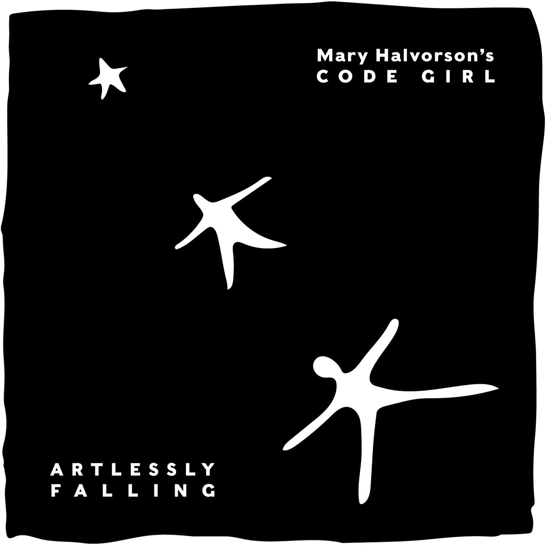 MARY HALVORSON - Mary Halvorson's Code Girl : Artlessly Falling cover