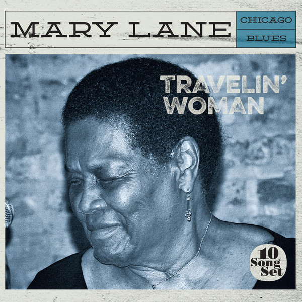 MARY LANE - Travelin Woman cover