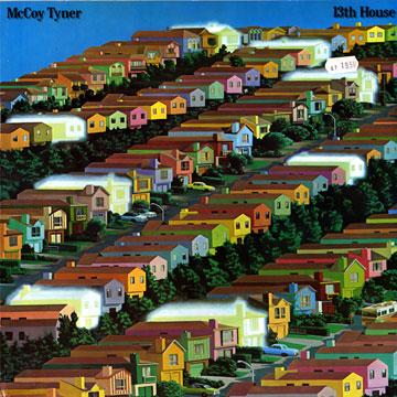MCCOY TYNER - 13th House cover