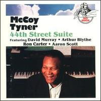 MCCOY TYNER - 44th Street Suite cover