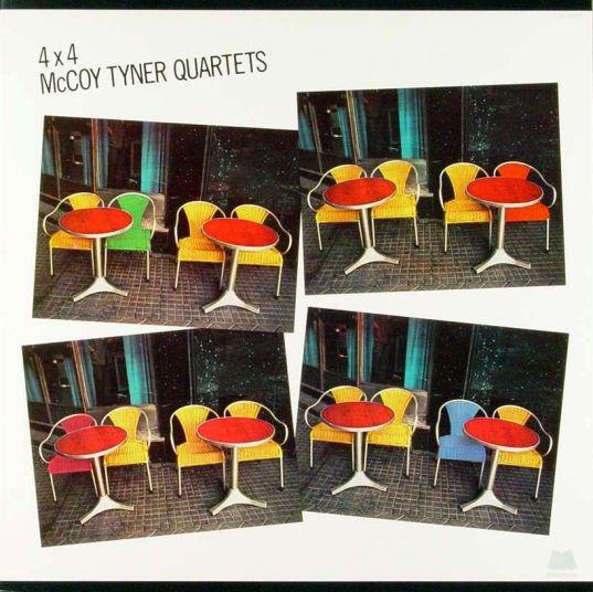 MCCOY TYNER - 4x4 cover