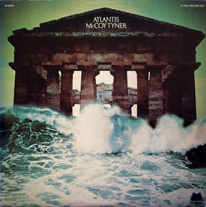 MCCOY TYNER - Atlantis cover