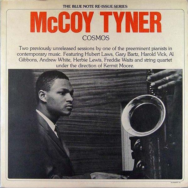 MCCOY TYNER - Cosmos cover