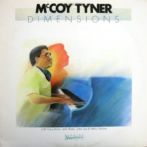 MCCOY TYNER - Dimensions cover