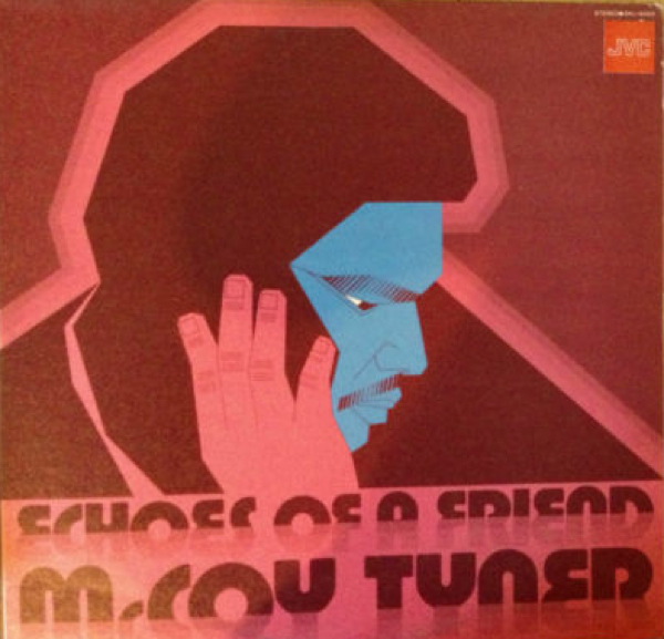 MCCOY TYNER - Echoes of a Friend cover