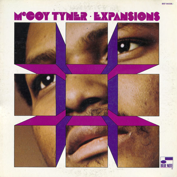 MCCOY TYNER - Expansions cover