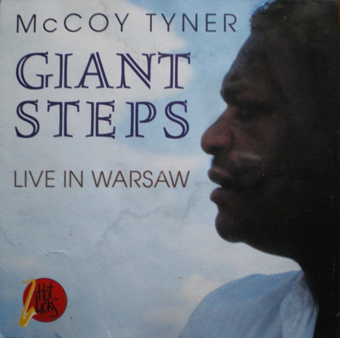 MCCOY TYNER - Giant Steps. Live In Warsaw (aka Suddenly) cover