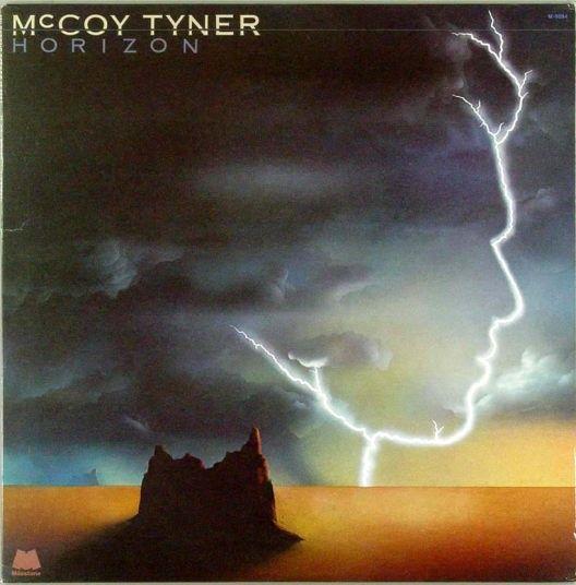 MCCOY TYNER - Horizon cover