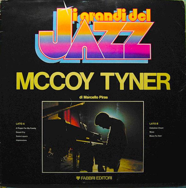 MCCOY TYNER - I Grandi Del Jazz cover