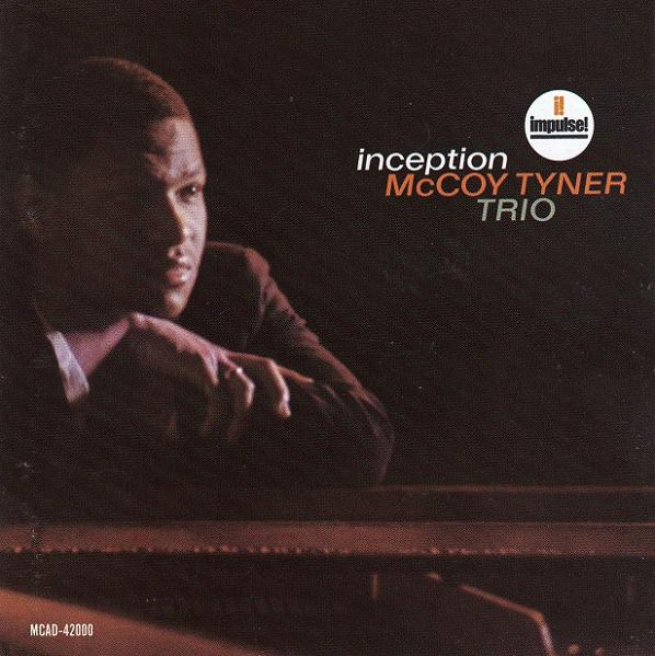MCCOY TYNER - Inception / Nights Of Ballads & Blues cover