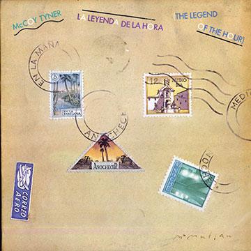 MCCOY TYNER - La Leyenda de la Hora (The Legend Of The Hour) cover