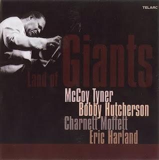 MCCOY TYNER - Land of Giants cover