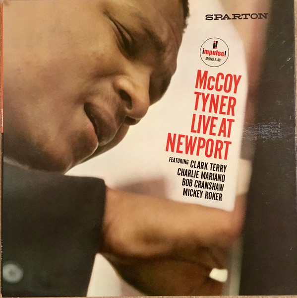 MCCOY TYNER - Live at Newport cover