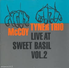 MCCOY TYNER - Live At Sweet Basil Vol.2 cover