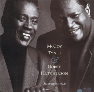 MCCOY TYNER - Manhattan Moods (with Bobby Hutcherson) cover
