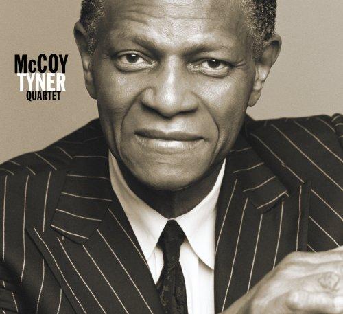 MCCOY TYNER - McCoy Tyner Quartet cover