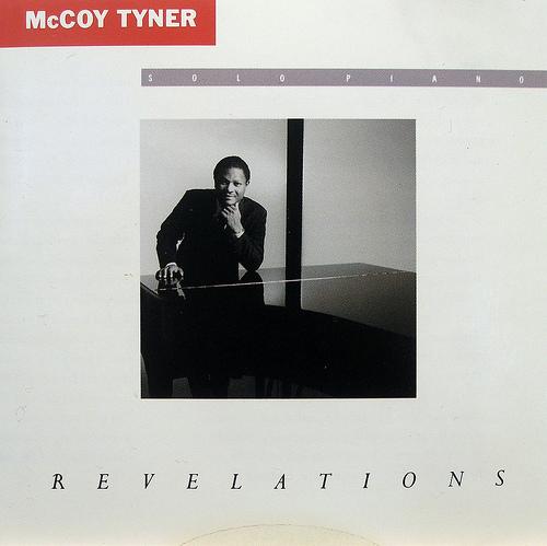 MCCOY TYNER - Revelations cover