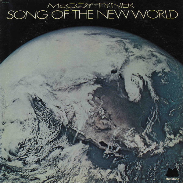 MCCOY TYNER - Song of the New World cover