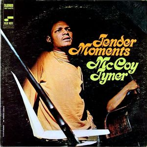 MCCOY TYNER - Tender Moments cover