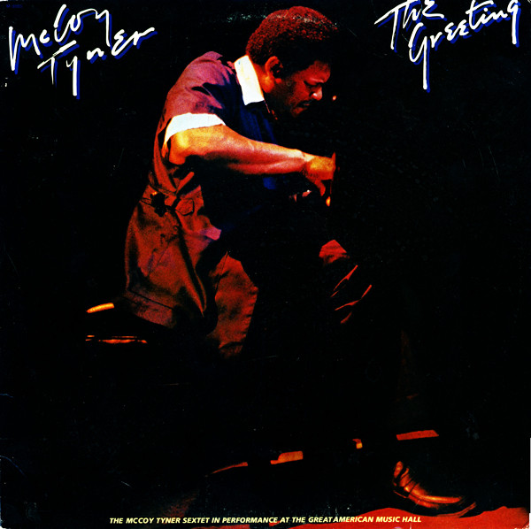 MCCOY TYNER - The Greeting cover