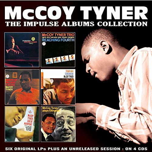 MCCOY TYNER - The Impulse Albums Collection cover