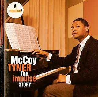MCCOY TYNER - The Impulse Story cover