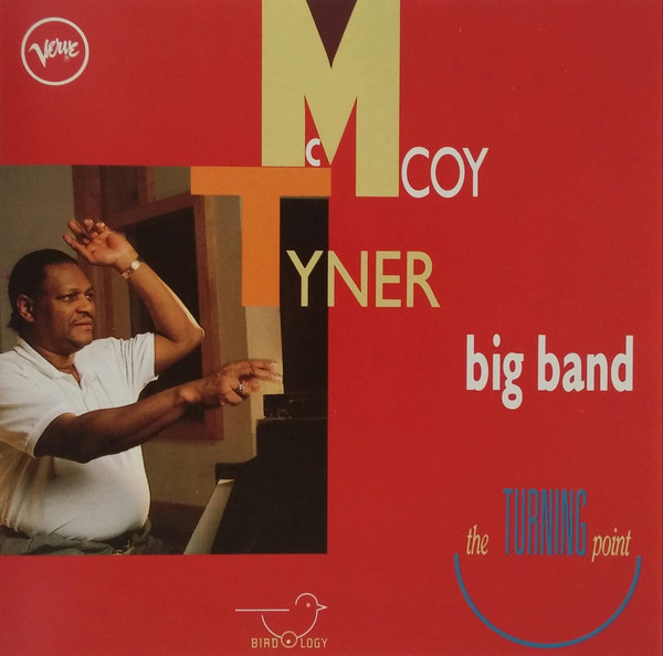 MCCOY TYNER - The Turning Point cover