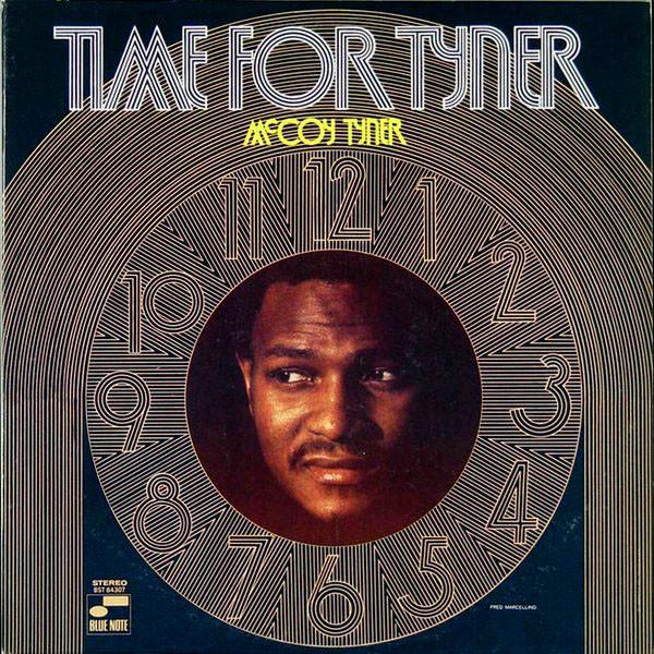 MCCOY TYNER - Time For Tyner cover