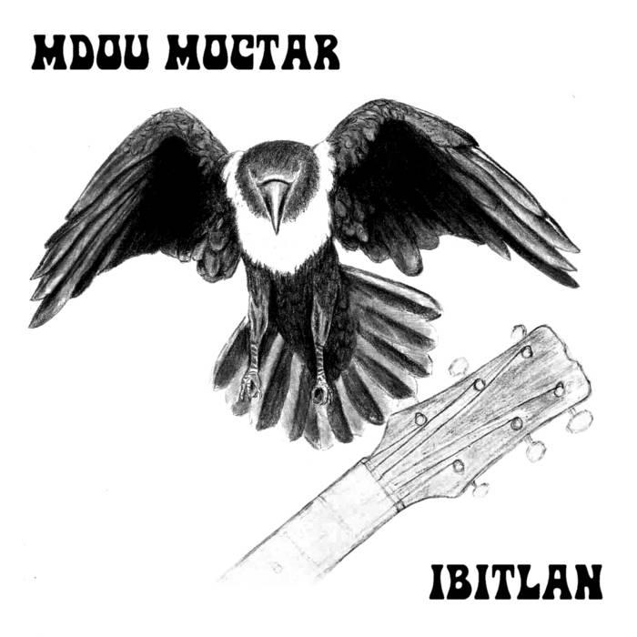 MDOU MOCTAR - Ibitlan cover