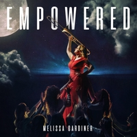 MELISSA GARDINER - Empowered cover