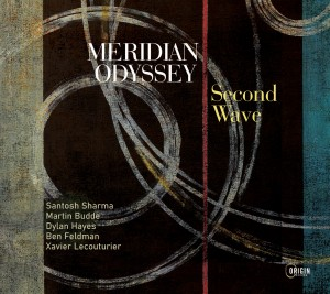 MERIDIAN ODYSSEY - Second Wave cover