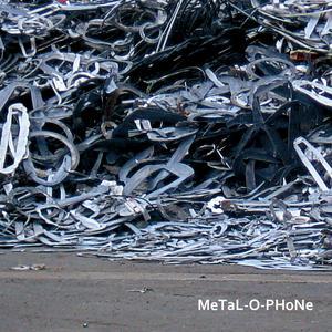 METAL-O-PHONE - Metal-o-phone... cover