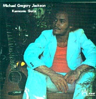 MICHAEL GREGORY JACKSON - Karmonic Suite cover