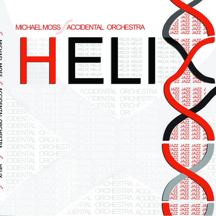 MICHAEL MOSS - Helix cover