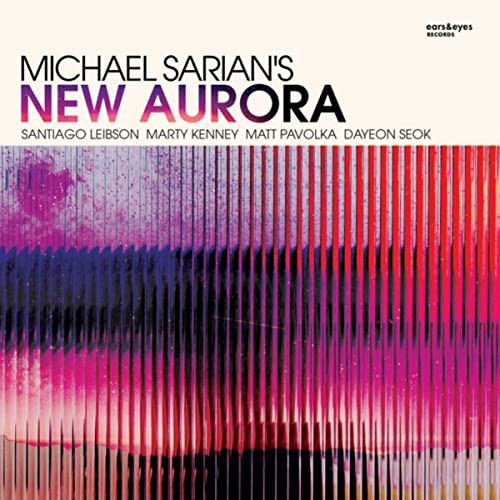 MICHAEL SARIAN - New Aurora cover