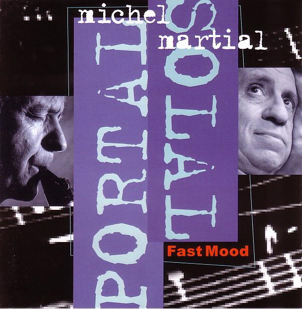 MICHEL PORTAL - Michel Portal / Martial Solal : Fast Mood cover