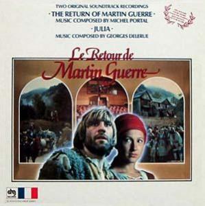 MICHEL PORTAL - Le retour de Martin Guerre / Julia cover