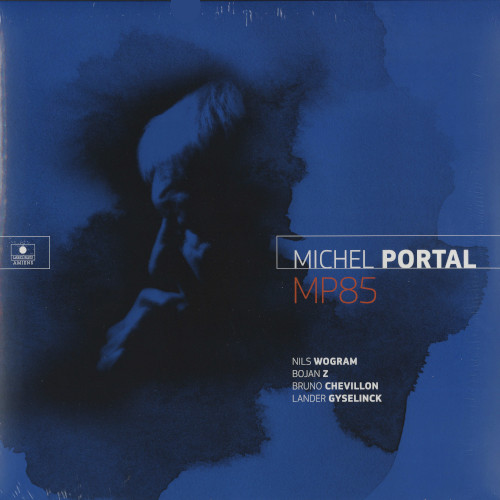 MICHEL PORTAL - MP85 cover