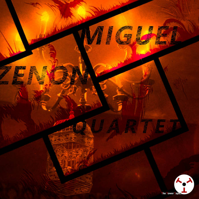 MIGUEL ZENÓN - The Tower Tapes #13 : Miguel Zenon Quartet cover