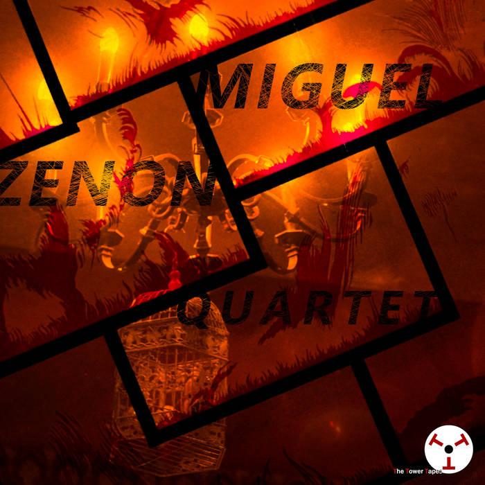 MIGUEL ZENÓN - The Tower Tapes #13 : Miguel Zenon Quartet cover