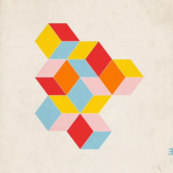 MIHO HAZAMA - Imaginary Visions cover