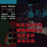MIKKO INNANEN - Autonomus I - XXX cover