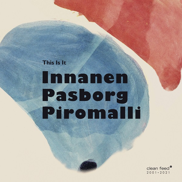 MIKKO INNANEN - Innanen | Pasborg | Piromalli : This Is It cover