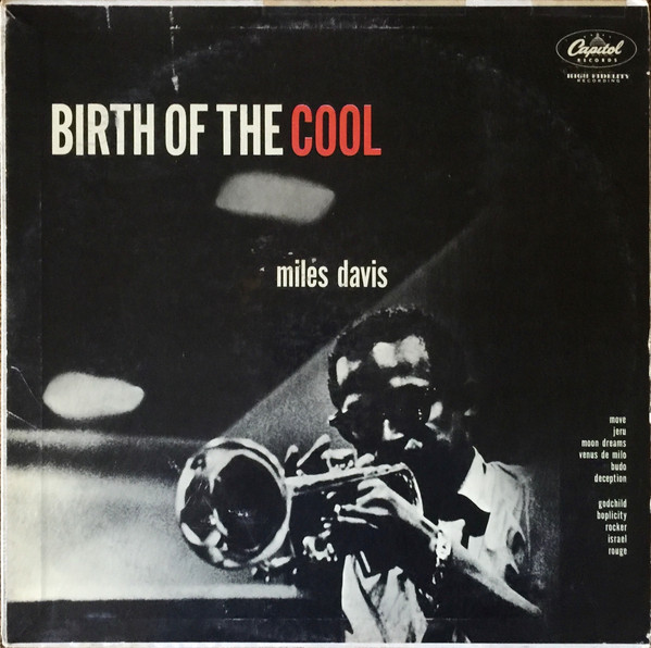 MILES DAVIS - Birth of the Cool cover