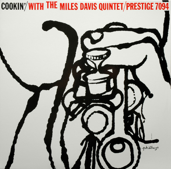 MILES DAVIS - Cookin' With the Miles Davis Quintet cover