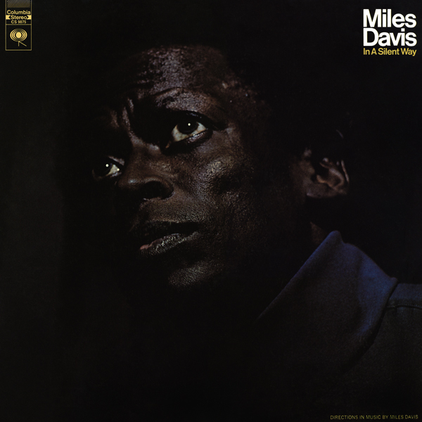 MILES DAVIS - In a Silent Way cover