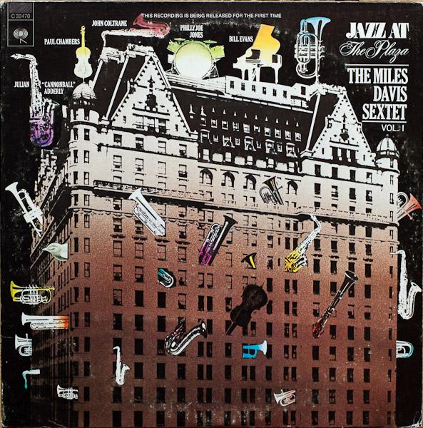 MILES DAVIS - Jazz at the Plaza cover