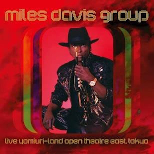 MILES DAVIS - Live Yomiuri-Land Open Theatre East, Tokyo cover