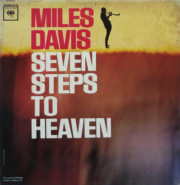 MILES DAVIS - Seven Steps to Heaven cover