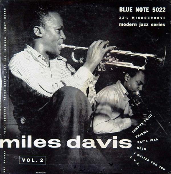 MILES DAVIS - Volume 2 cover